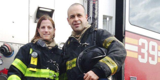 Au coeur du feu avec les Pompiers de New