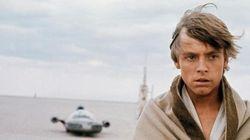 Une première photo de Luke Skywalker dans Star Wars 7 a
