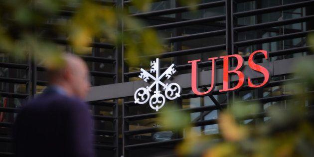 Amende UBS: la banque suisse pourrait avoir à payer 6 milliards d'euros, un record en