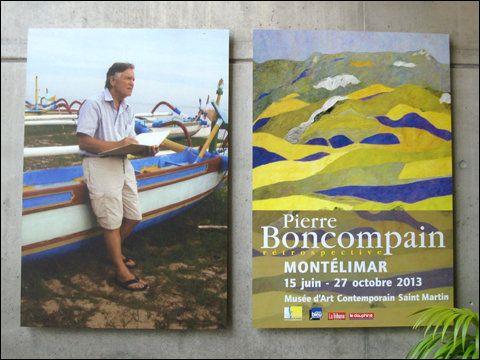 Rétrospective Boncompain à Montélimar ou l'insoutenable légèreté de la