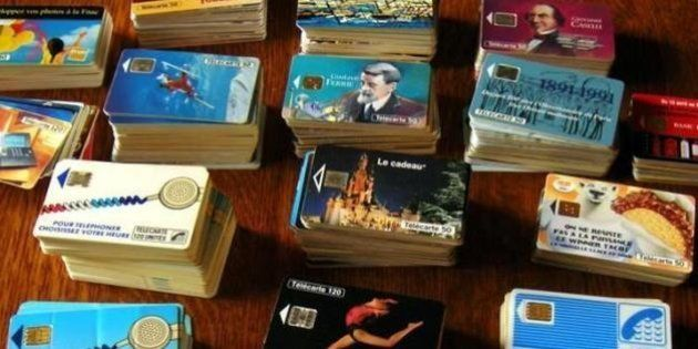 PHOTOS. Orange arrête de vendre ses cartes téléphoniques, 30 ans après leur mise en