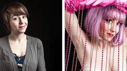 PHOTOS. Des danseuses burlesques avant et après leur extravagante