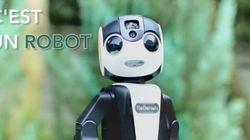 RoBoHoN, le robot-téléphone mignon mais qui ne sert pas à grand