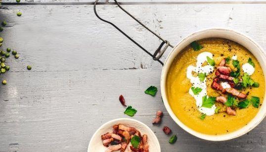 Ces recettes de soupes vont vous faire adorer le dimanche