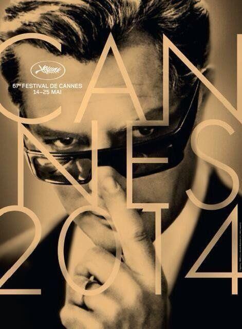 Festival de Cannes 2014: L'affiche dévoilée avec Marcello
