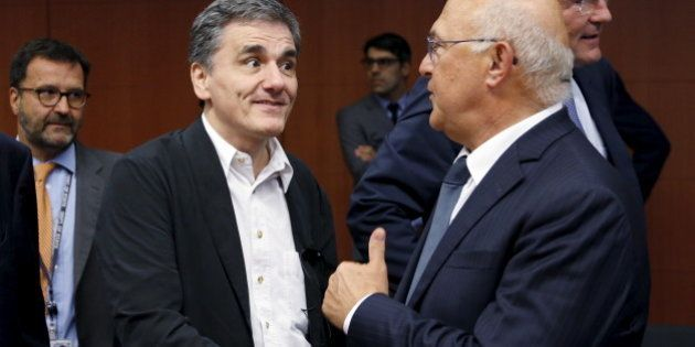 Crise grecque: l'Eurogroupe valide un troisième plan