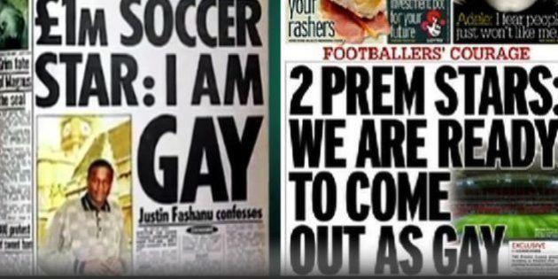 VIDÉO. Deux footballeurs gays de Premier League s'apprêteraient à faire leur coming out, selon le Daily