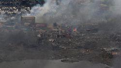 Tianjin: le bilan passe à plus de 100 morts, la zone des explosions