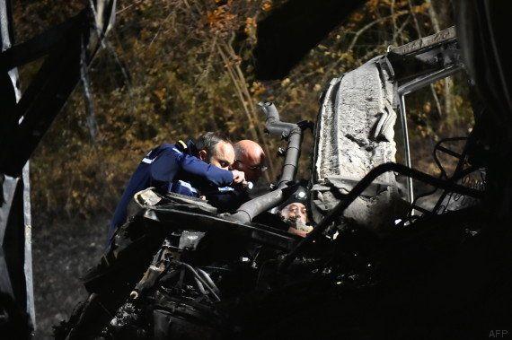 Puisseguin: pourquoi l'identification des victimes de l'accident sera longue et