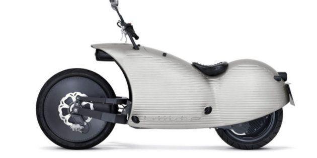 Une moto électrique au design surprenant et fabriquée en Autriche, la Johammer