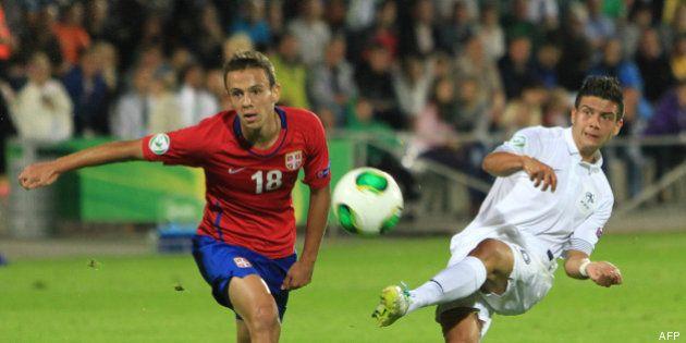 Euro moins de 19 ans - La France échoue en finale, battue 1-0 par la