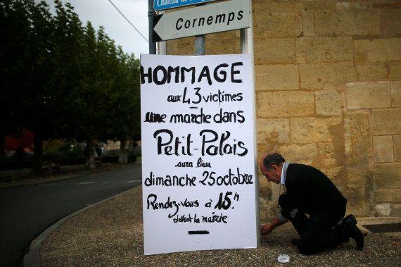 Une cérémonie d'hommage aux victimes de Puisseguin aura lieu mardi en présence de François Hollande,...