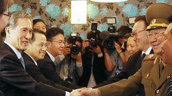 Les deux Corées d'accord pour relancer le