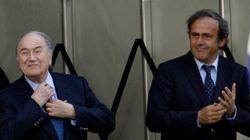 Blatter affirme que Platini l'a menacé de prison pour le dissuader d'être