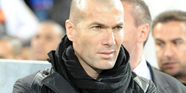 Zinédine Zidane sélectionneur de l'Equipe de France? Le Graët aurait refusé en