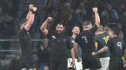 Revivez la victoire de la Nouvelle-Zélande face à l'Afrique du