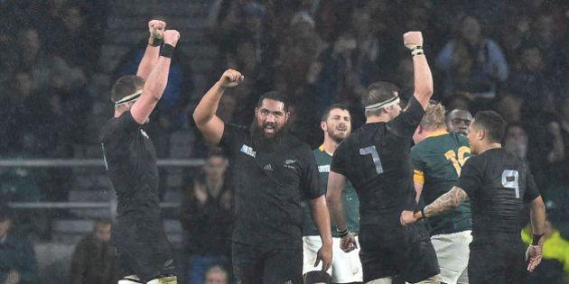 VIDÉOS. La Nouvelle-Zélande bat l'Afrique du Sud 20 à 18 et va en finale de la Coupe du monde de
