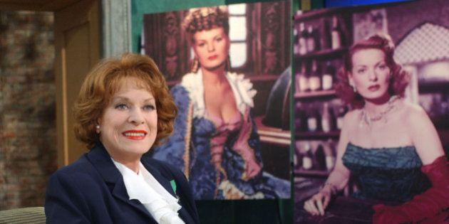 Maureen O'Hara, star de Hollywood des années 1940-1950, est morte à l'âge de 95