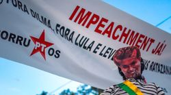 Brésil: journée de manifs contre Rousseff, présidente aux 8% de