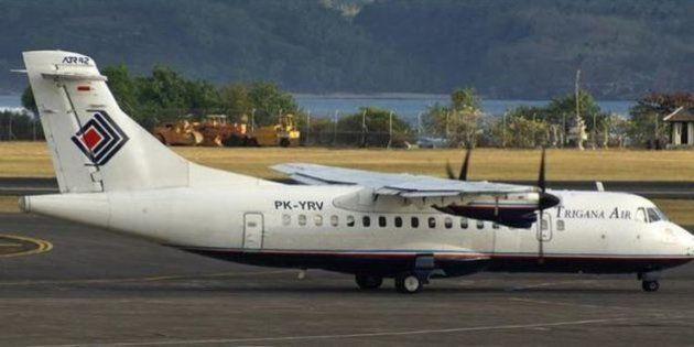 Indonésie: un avion ATR 42 de la compagnie Trigana Air avec 54 personnes à bord porté