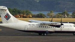 Un avion indonésien transportant 54 personnes porté