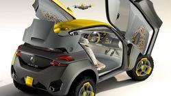 Renault imagine une voiture munie d'un