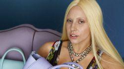 Pub pour Versace: les photos de Lady Gaga avant Photoshop ont