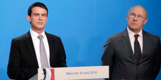 La rigueur de Valls rappelle celle de