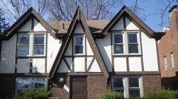 À Détroit, des maisons à vendre à partir de... 1000