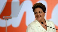 Rousseff largement en tête au 1er tour de l'élection présidentielle au