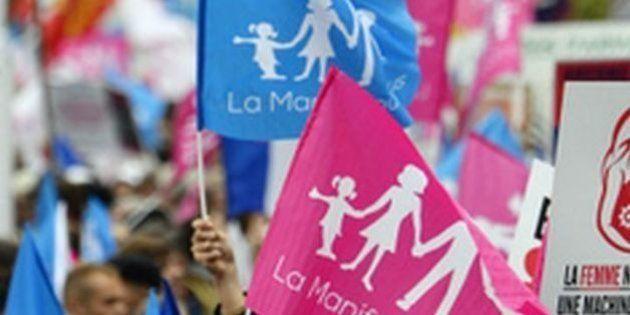 VIDÉO. Deux discours sur l'homophobie à la Manif pour