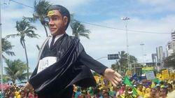 Sergio Moro, l'icône des manifestants anti-Dilma