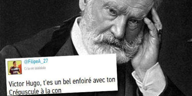 Bac français 2014 : Victor Hugo se fait clasher sur