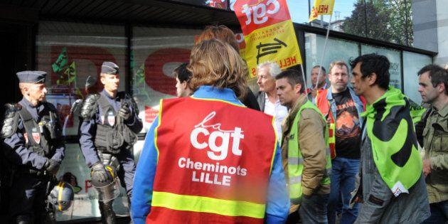 Grève SNCF : La CGT combat-elle aujourd'hui ce qu'elle défendait en