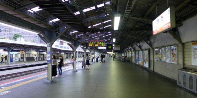 Le Japon installe des caméras dans les gares pour détecter et protéger les gens