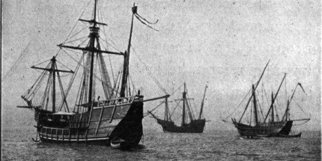 Le bateau de Christophe Colomb n'est pas l'épave retrouvée au large de