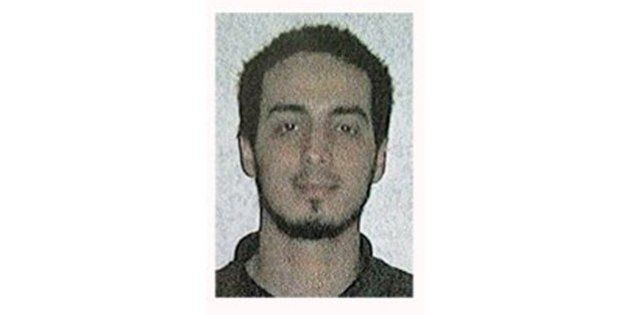 A man, who police said is named Najim Laachraoui is seen in this undated photo issued by the Belgian...