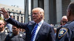 Finalement, Donald Trump ne sera pas