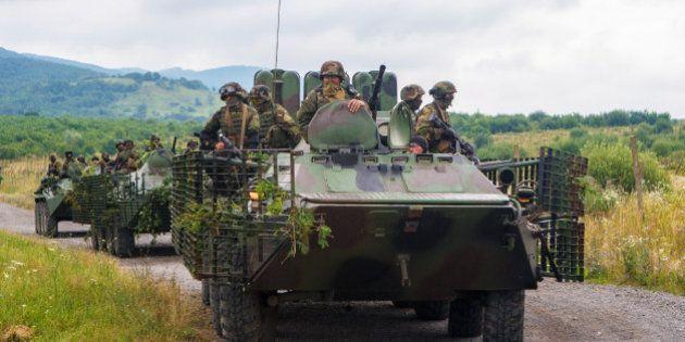 Ukraine: nouveau regain de violence condamné par l'Onu et l'Union