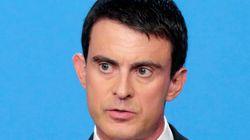 Ce qu'a dit Valls au 20 heures de France