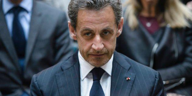 Amende réglée par l'UMP: Sarkozy visé par une information judiciaire pour