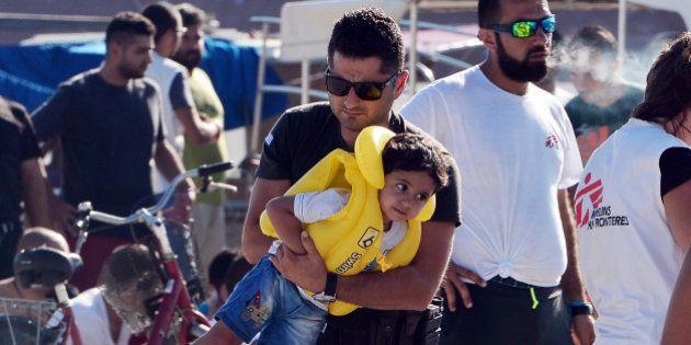 Migrants: près de 21.000 demandeurs d'asile sont arrivés en Grèce la semaine