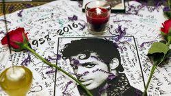 Prince a été incinéré au cours d'une cérémonie
