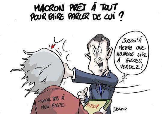 Macron va-t-il continuer à faire le