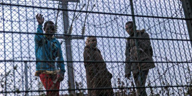 Migrants à Calais: un accord prévu entre la France et la Grande Bretagne annonce le ministère de