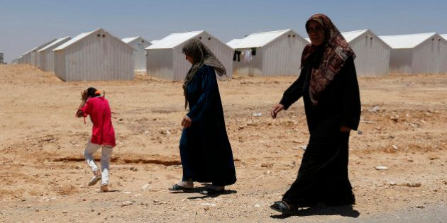 Réfugiés et déplacés: un nombre record depuis la Seconde Guerre mondiale, notamment en