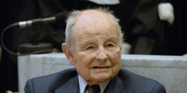Jacques Servier est mort à 92