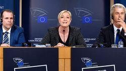 Marine Le Pen joue gros au Parlement