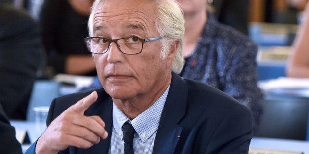 François Rebsamen avant sa démission: