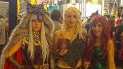 Les meilleurs cosplays du Comic Con de